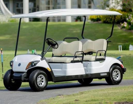 Yamaha Golf Car Concierge 4