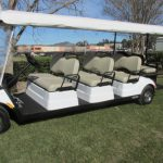Yamaha Concierge 6 Golf Car