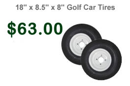 Golf Car Tires
