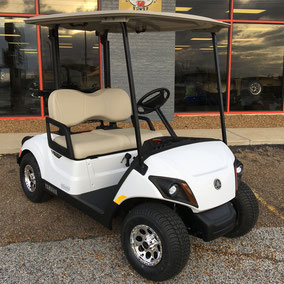 Drive 2 Yamaha Golf Car