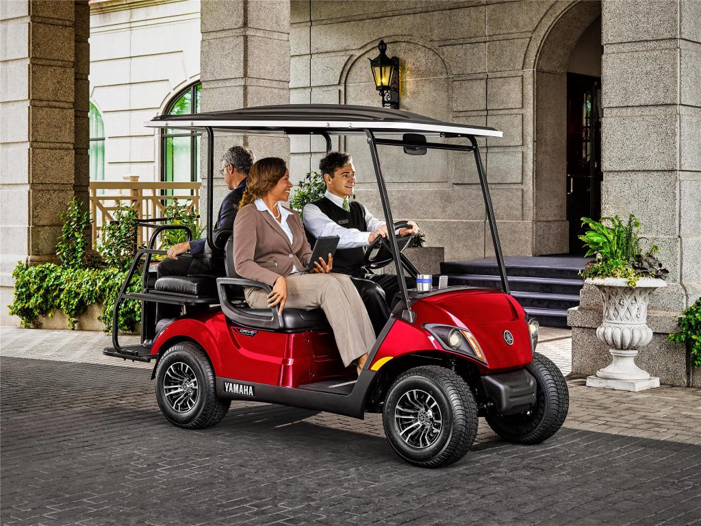 Yamaha Golf Car Rentals