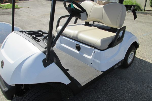 2017 Yamaha Drive2 Electric Golf Car