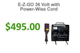 EZ GO Power-Wise Cord