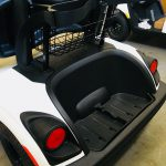 2018 Drive2 Golf Cart with QuieTech EFI Technology – Back