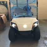 2018 Drive2 Golf Cart with QuieTech EFI Technology- Front
