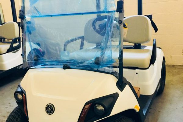 2018 Drive2 Golf Cart with QuieTech EFI Technology
