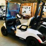 2018 Drive2 Golf Cart with QuieTech EFI Technology – Side